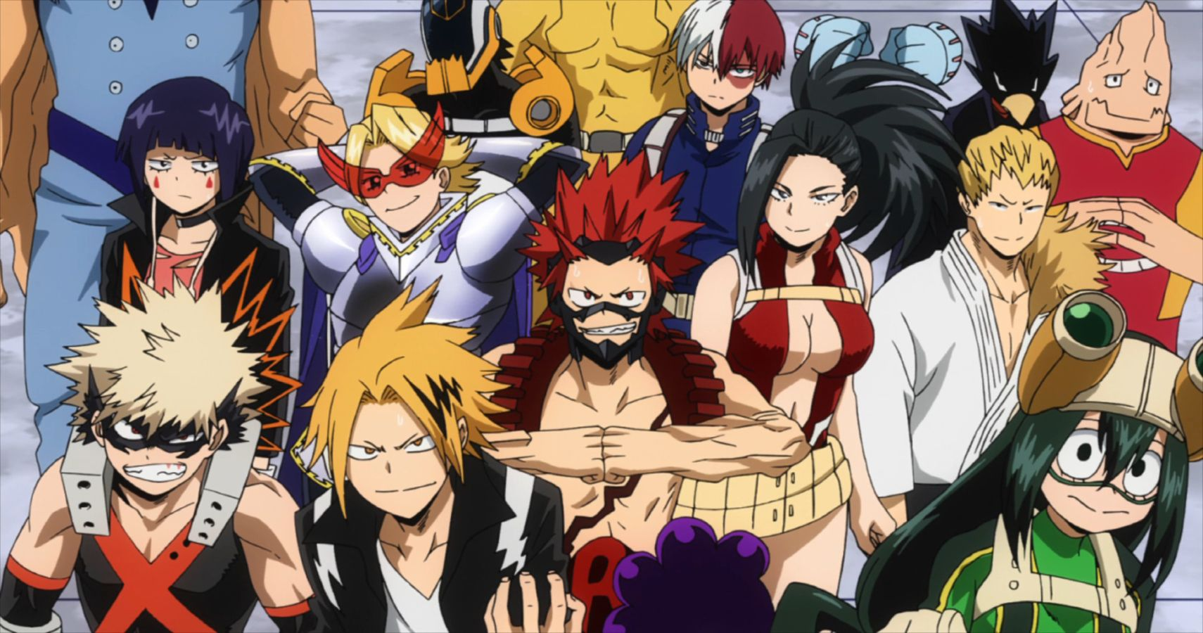 My Hero Academia Every Main Characters Signature Move Ranked