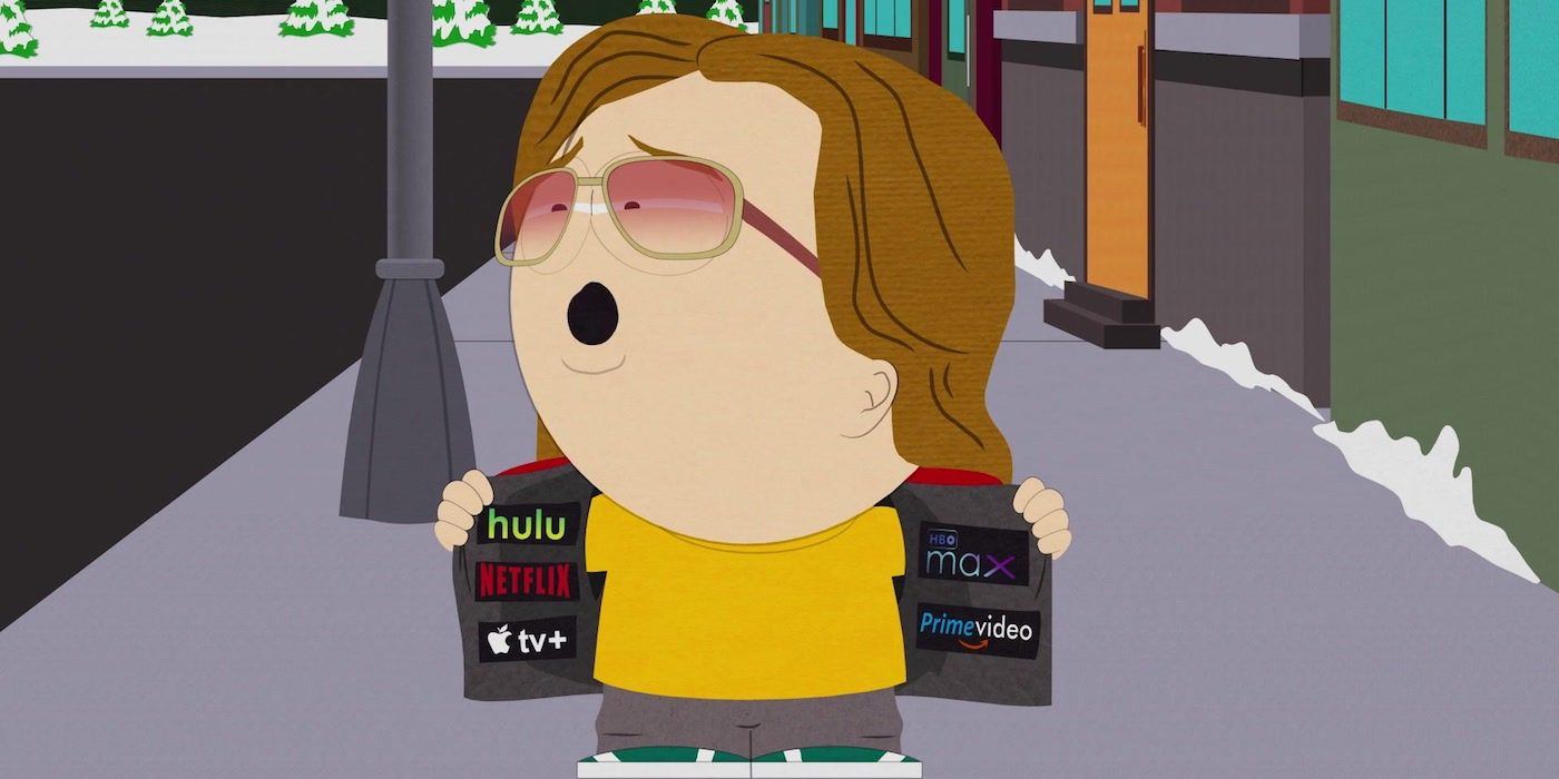 South Park Takes Major Shots at Streaming Services - Especially Disney+