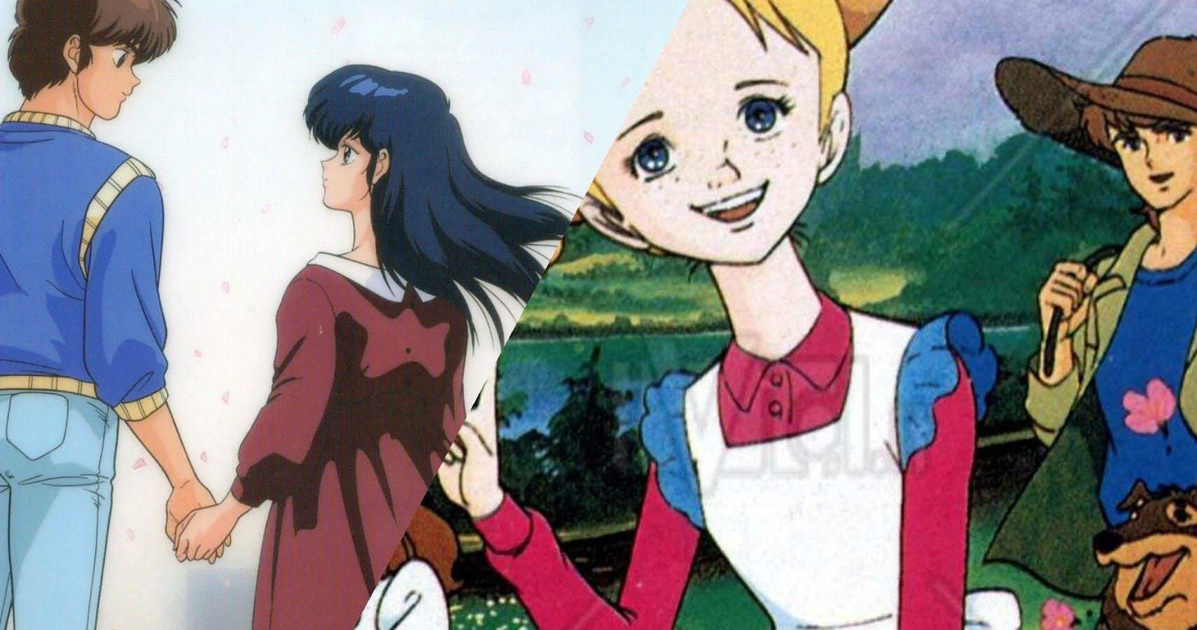 10 Classic 80s Romance Anime No One Talks About   CBR