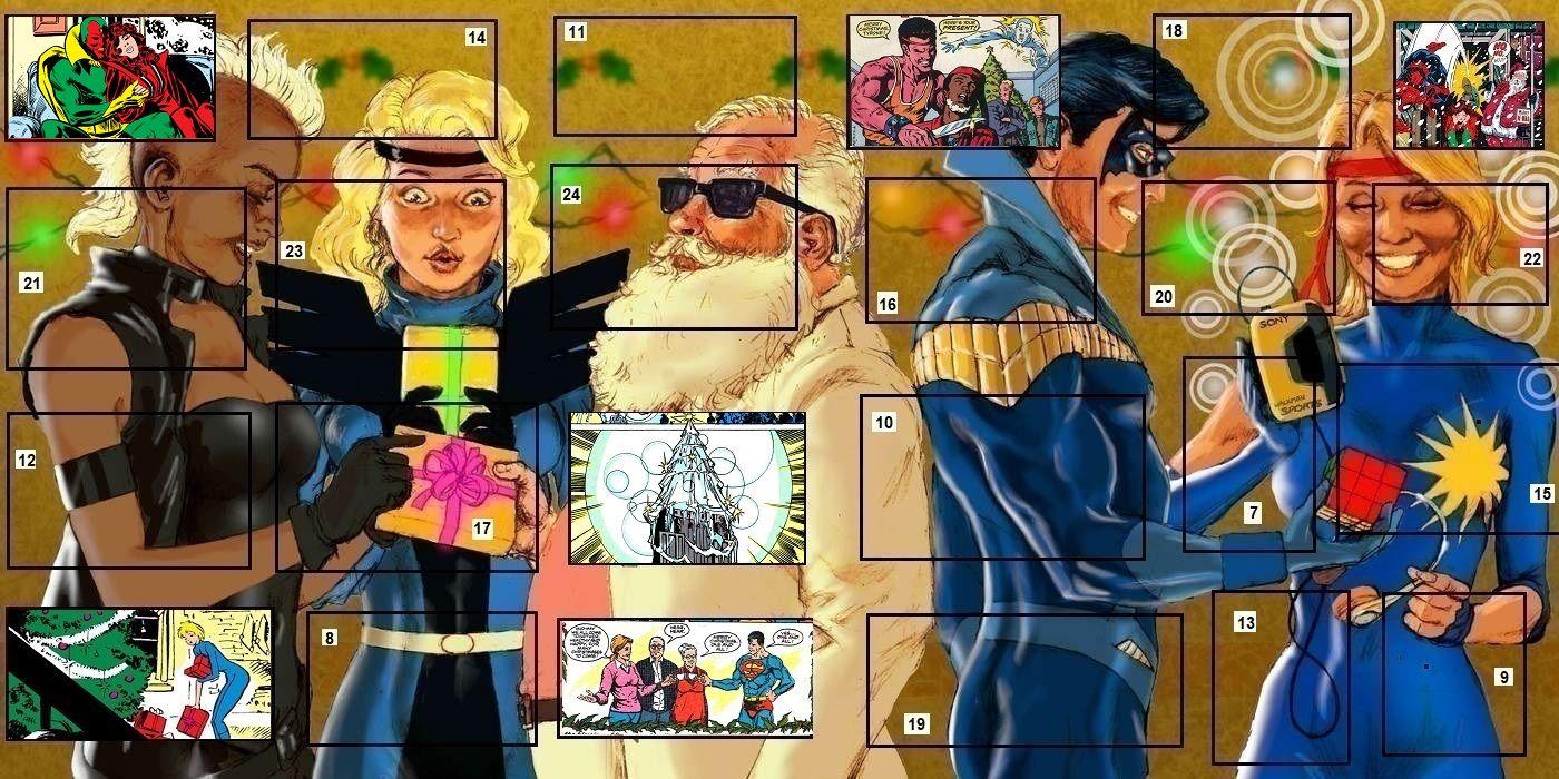 CSBG Totally Tubular 80s Christmas Advent Calendar, Day 7 | CBR