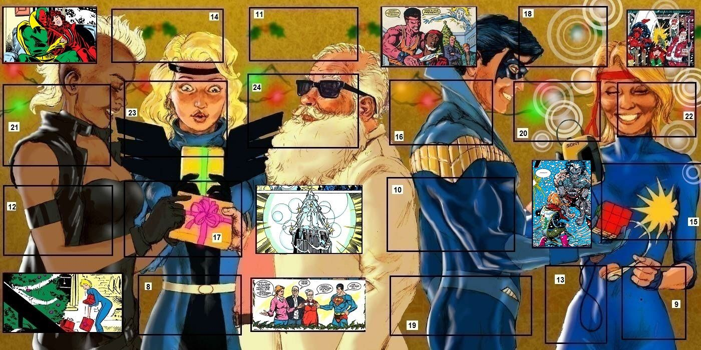 CSBG Totally Tubular 80s Christmas Advent Calendar, Day 8 | CBR