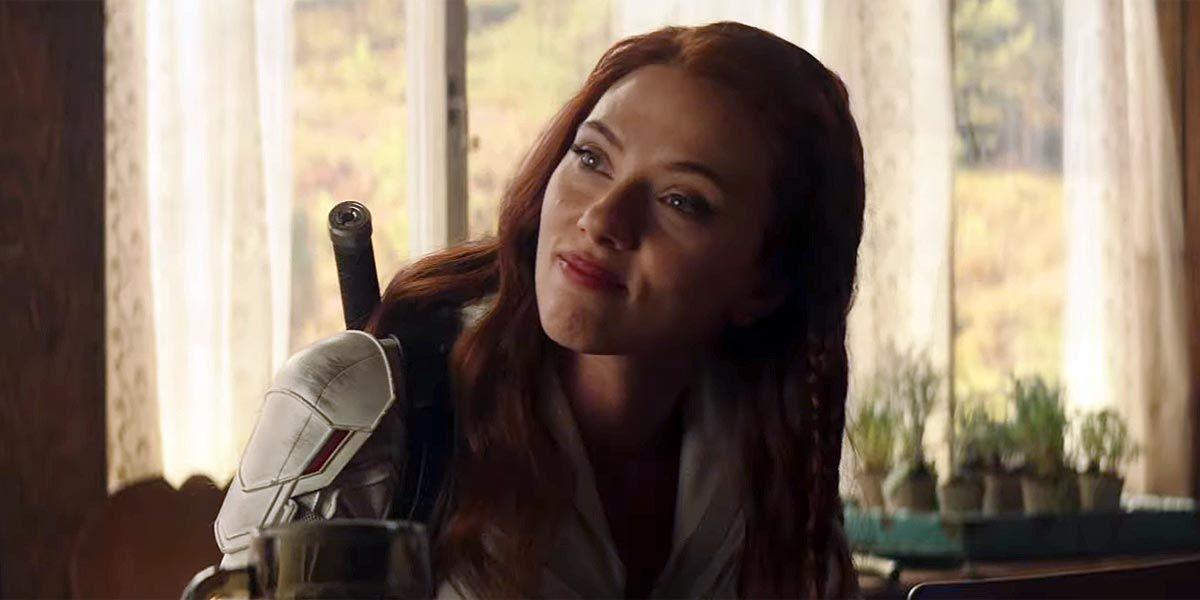 Black Widow: Scarlett Johansson Learned of the Trailer Release From Chris Evans