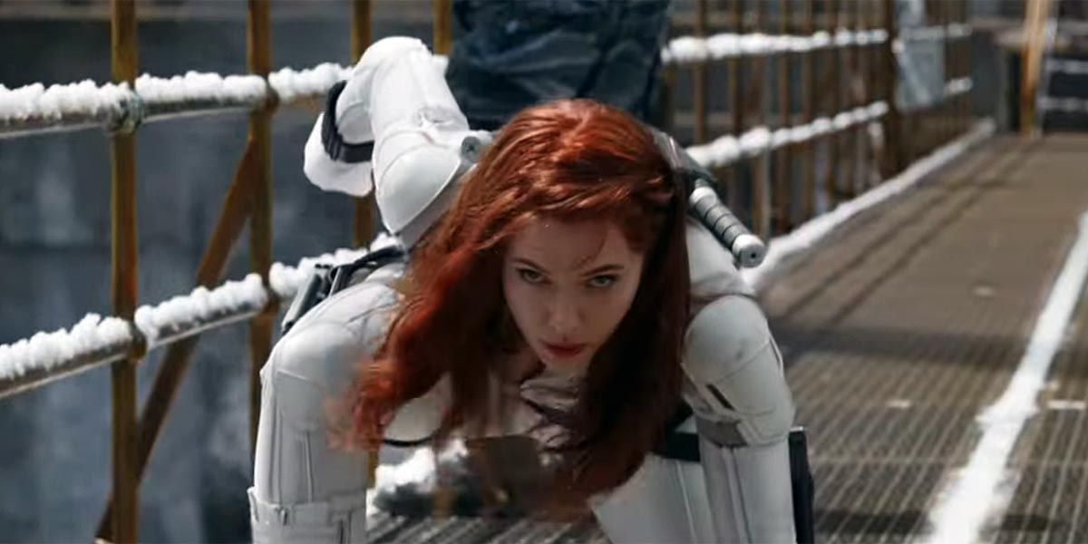 Black Widow's New White Movie Costume Comes From Marvel Comics