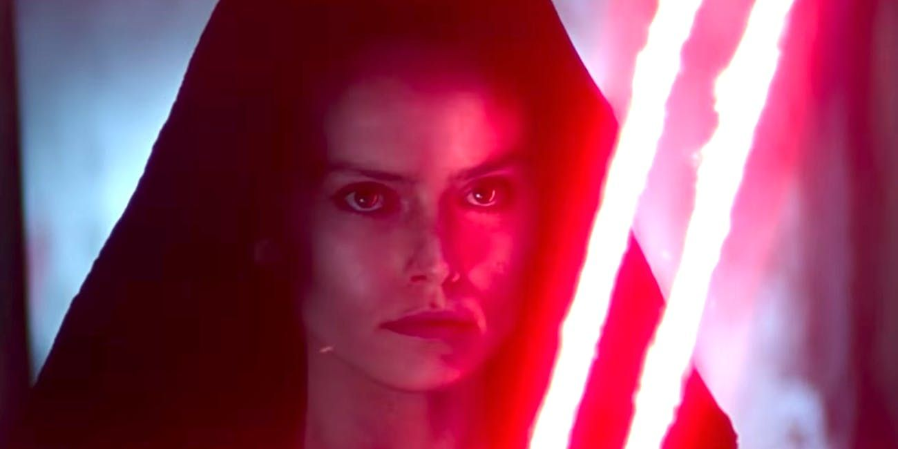 Could Star Wars The Rise Of Skywalker Reveal Rey Palpatine