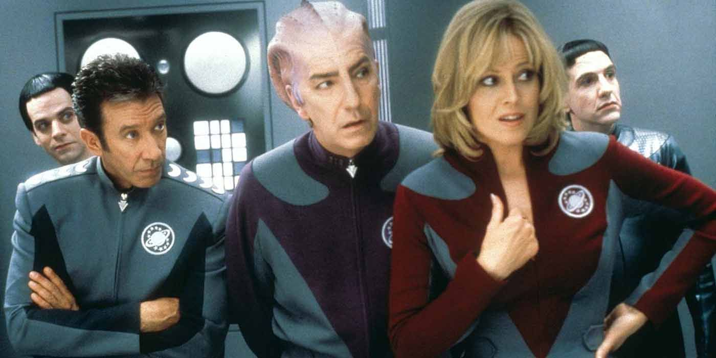 Galaxy Quest Cast Reveals Why the Sequel Series Was Never Made