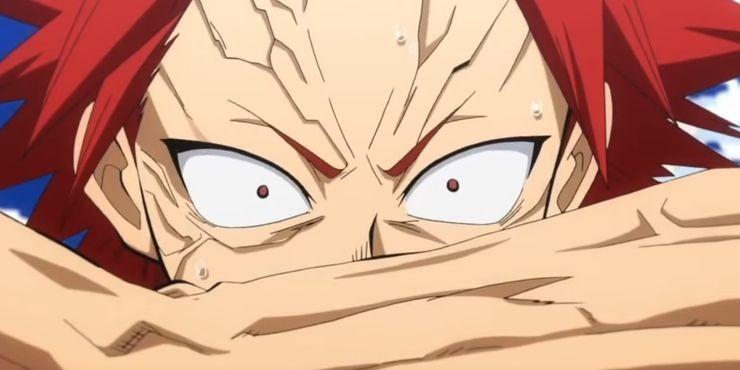 New Special Code Boku No Roblox Remastered New Villain Base Weak Noumus And All For One My Hero Academia 5 Reasons Kirishima Is The Traitor 5 It S Kaminari