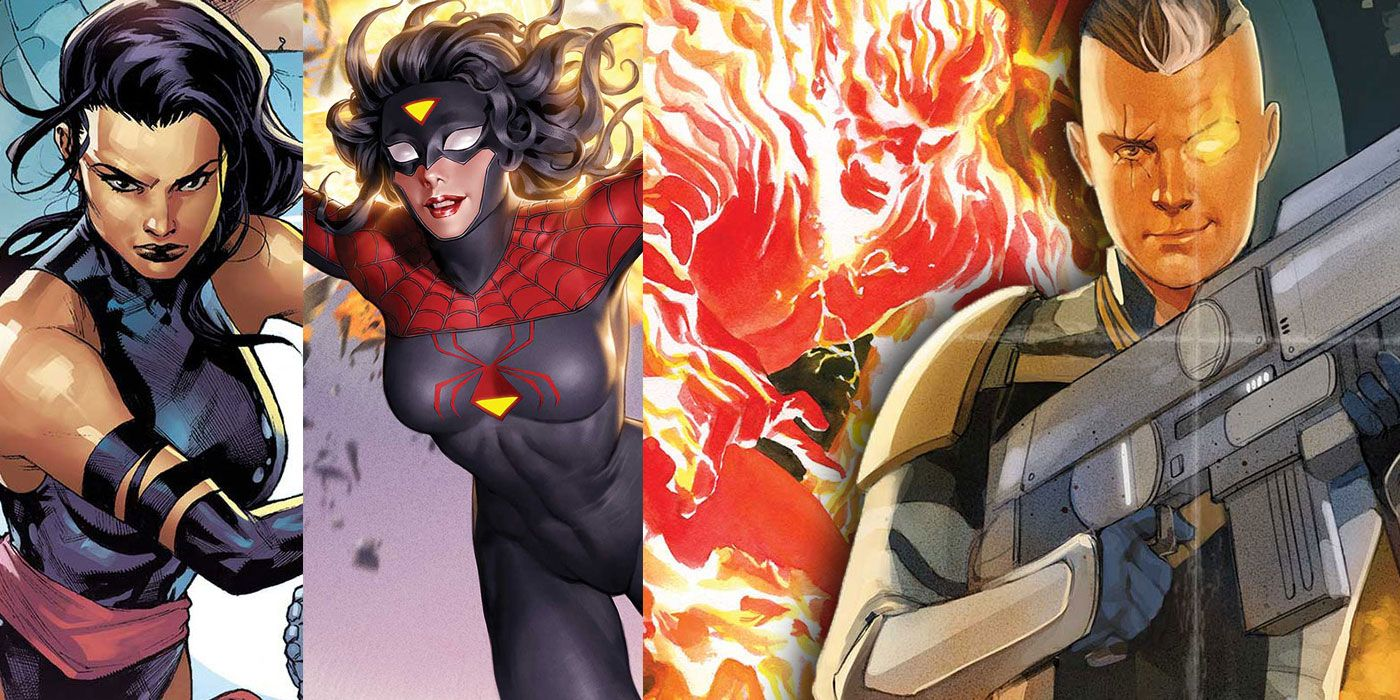 From Avengers to X-Men - Every Marvel Comics Release in March 2020