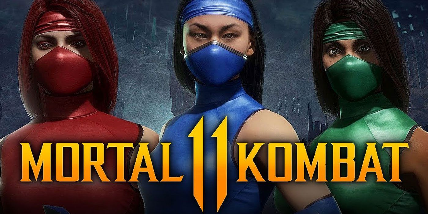 Mortal Kombat 11 Introduces Klassic Skins For Female Characters