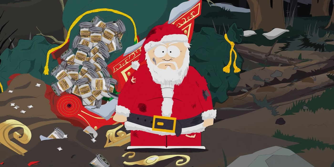 South Park's Christmas Miracle Comes Due to Two Unexpected Santas