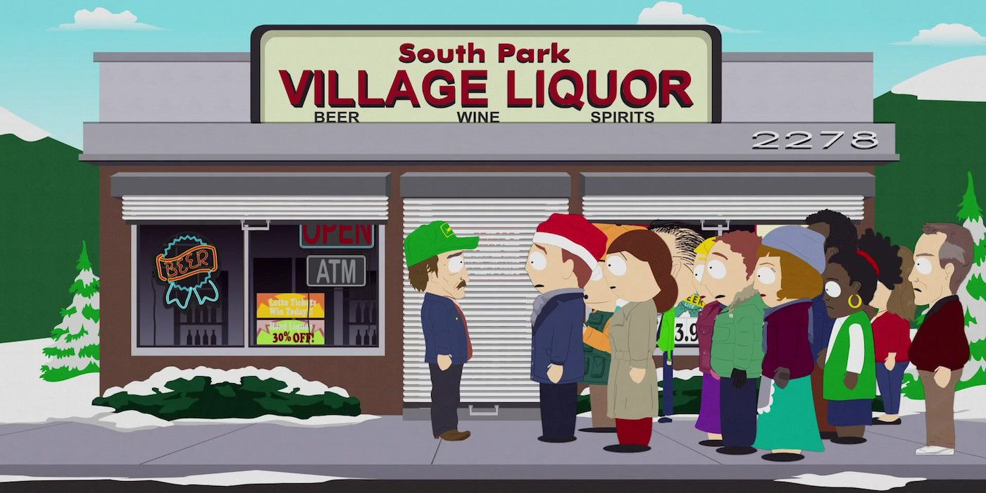 South Park's Season 23 Finale Reveals the Town's Deadly Christmas Ritual