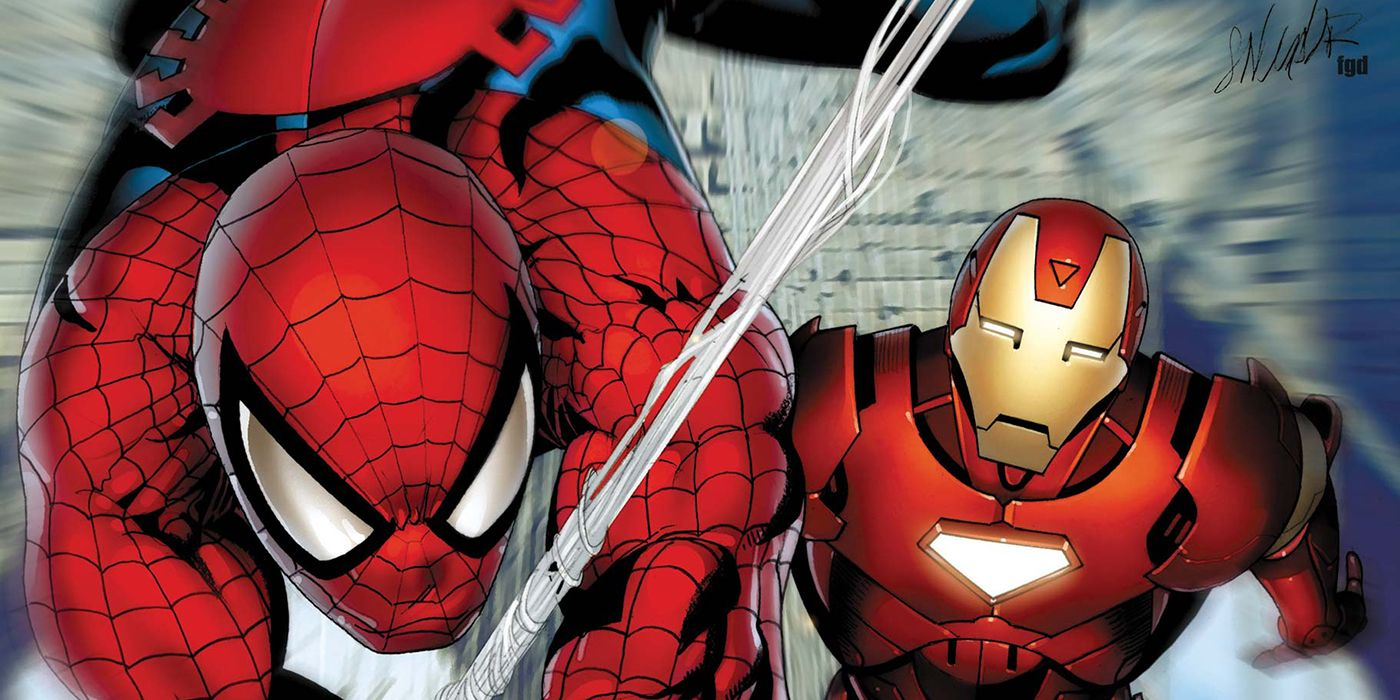 Marvel Introduces Iron Man's Replacement In Abrams' Spider-Verse