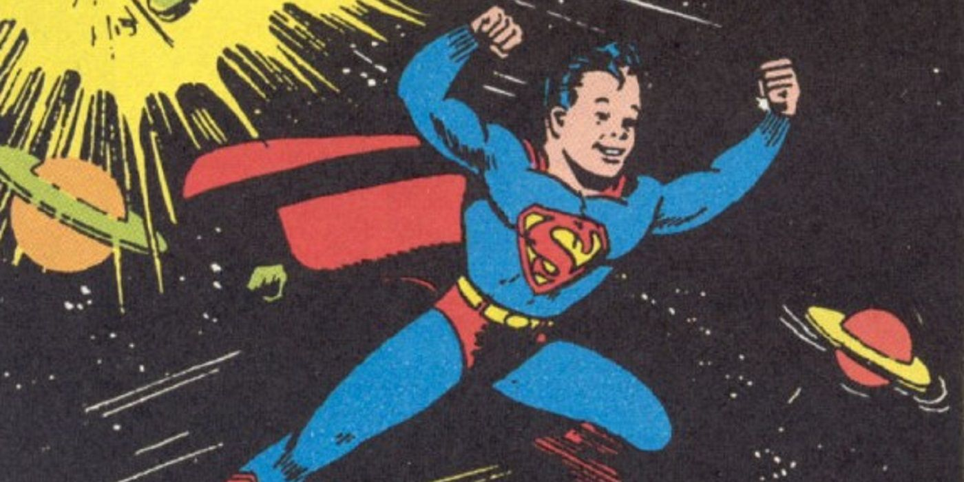 Look Back: Superboy Flies Into the Comics For the First Time!