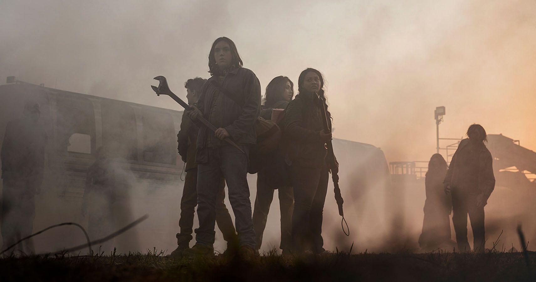 Walking Dead Beyond