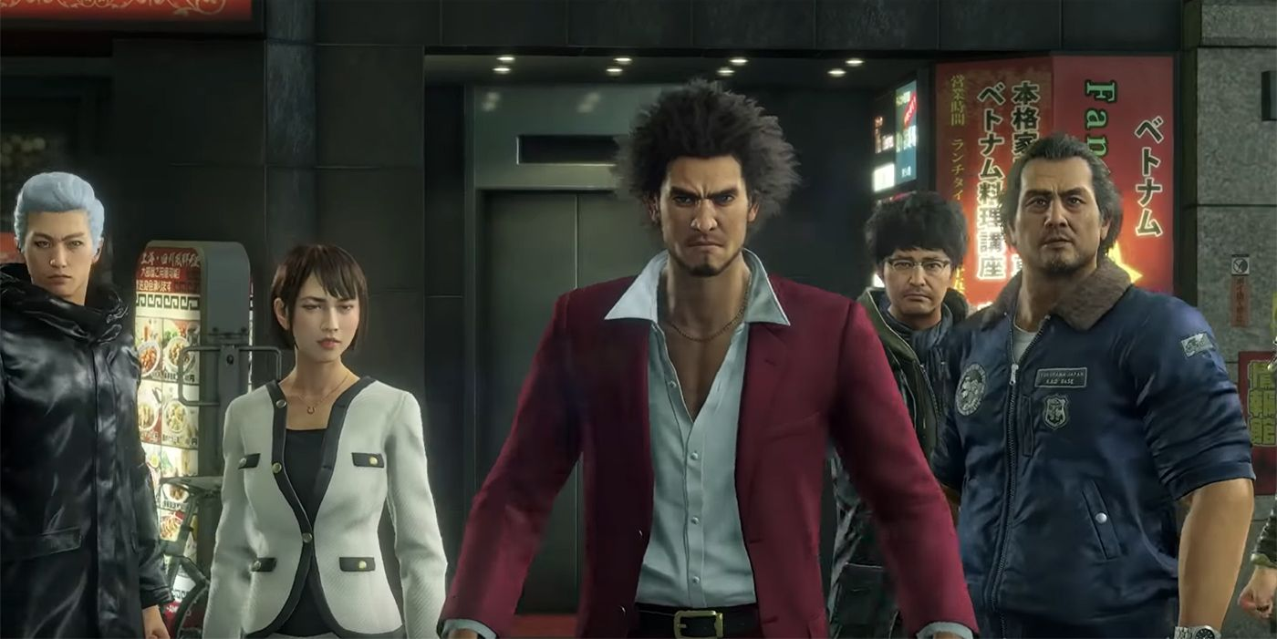 Yakuza Like A Dragon Trailer Shows Off Entirely Different Gameplay