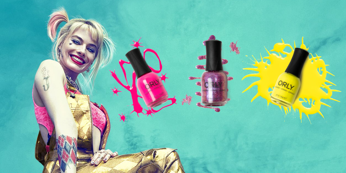 Embrace The Beauty Of Harley Quinn With These Orly Cosmetics Shades