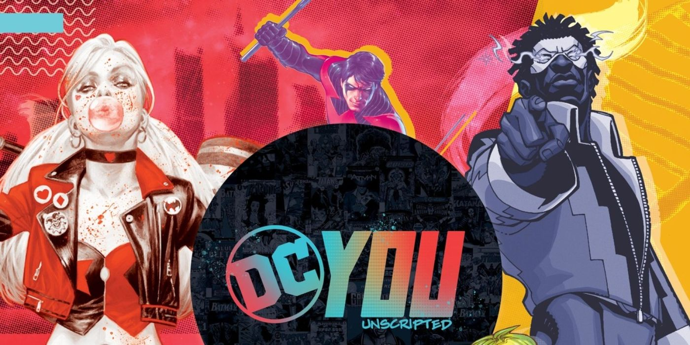 DCYou Finalists Discuss Seeing Their Pitches Come to DC Universe
