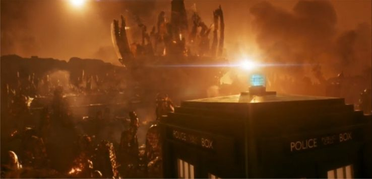 """Image result for Gallifrey destroyed"""""""