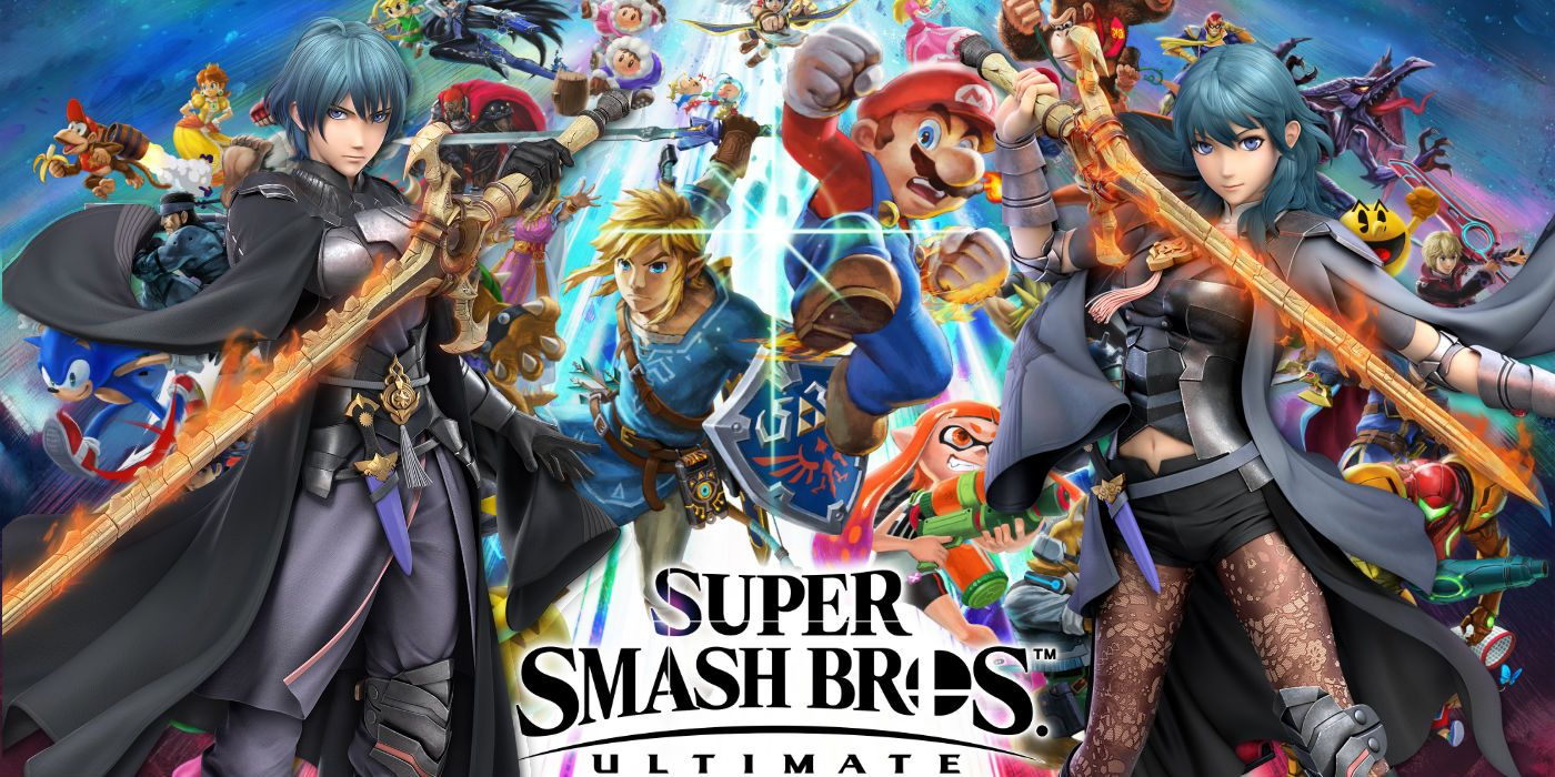 Who Are Super Smash Bros' Fire Emblem Characters? | CBR
