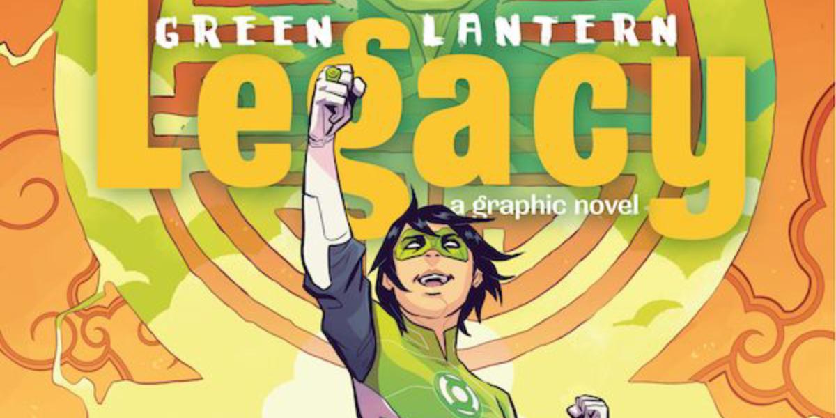 Green Lantern: Legacy Trailer Highlights Protagonist Tai Pham