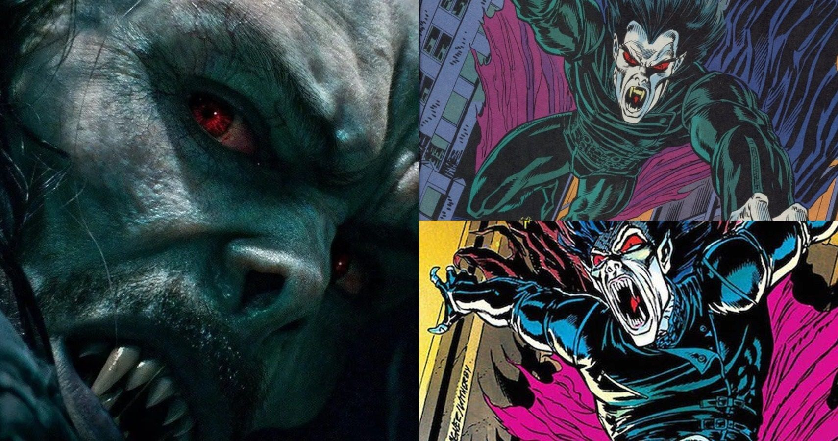 Morbius >> 10 Things You Didn T Know About Morbius Cbr