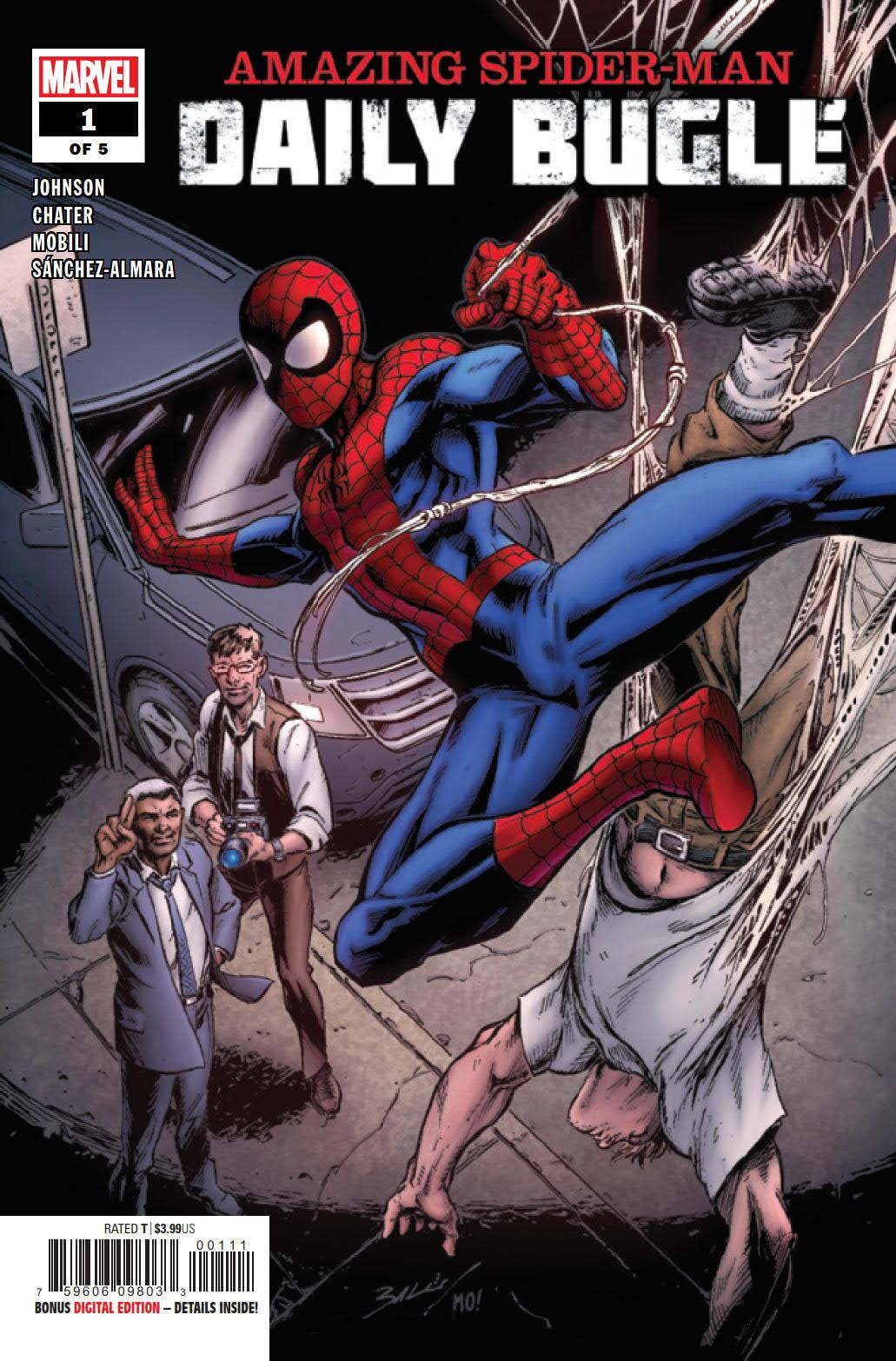 Amazing Spider-Man: Daily Bugle #1 | CBR