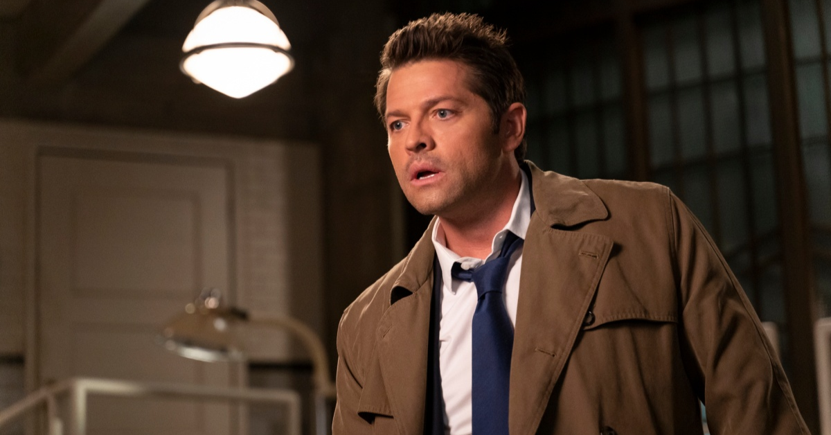 Supernatural's Misha Collins Nearly Died Shooting Final SceneSupernatural Finale