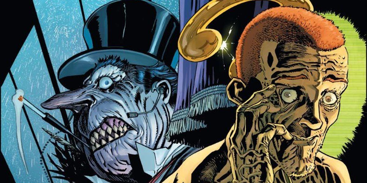 Batman: The Riddler Returns With a Monstrous Upgrade | CBR