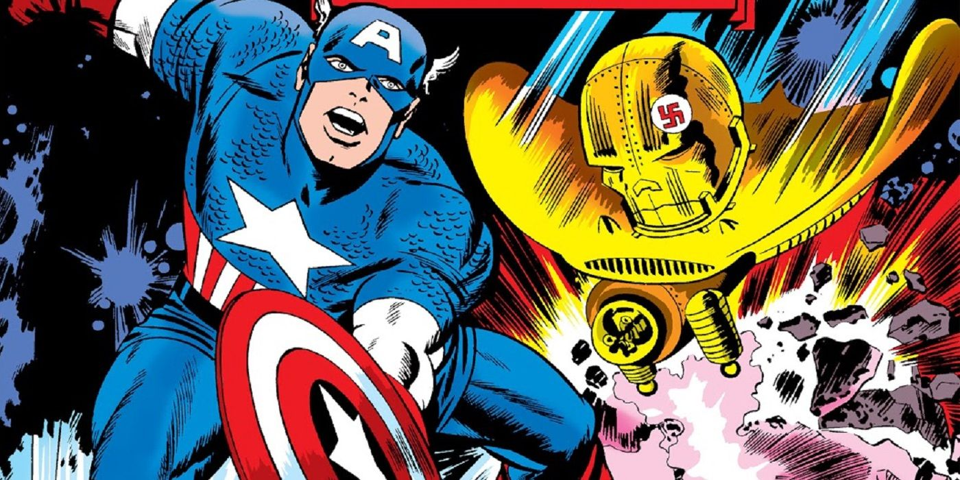The Sleepers Are Unstoppable...Unless Captain America Has a Flamethrower