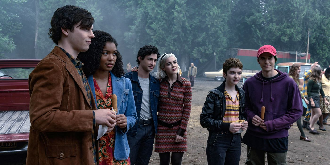 Chilling Adventures of Sabrina Part 3 Is FILLED With Riverdale Easter Eggs