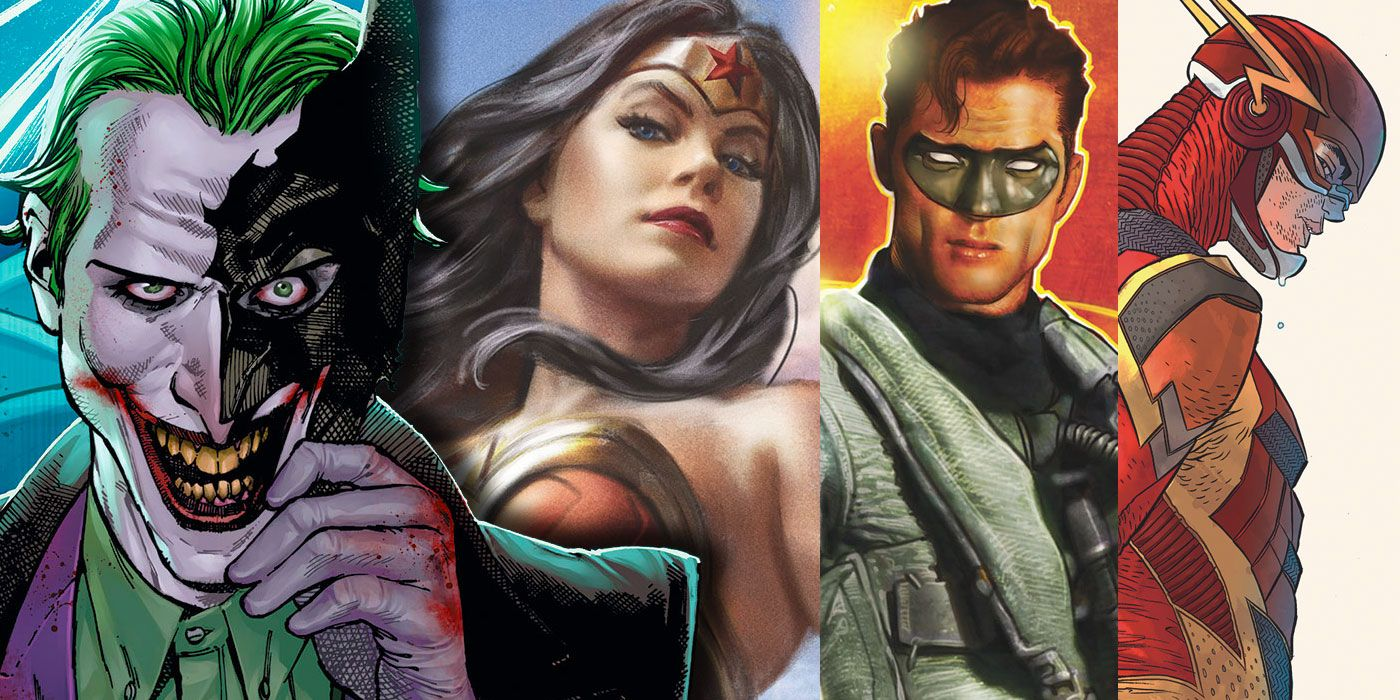 Every DC Comic, Statue and More Releasing in April 2020 | CBR
