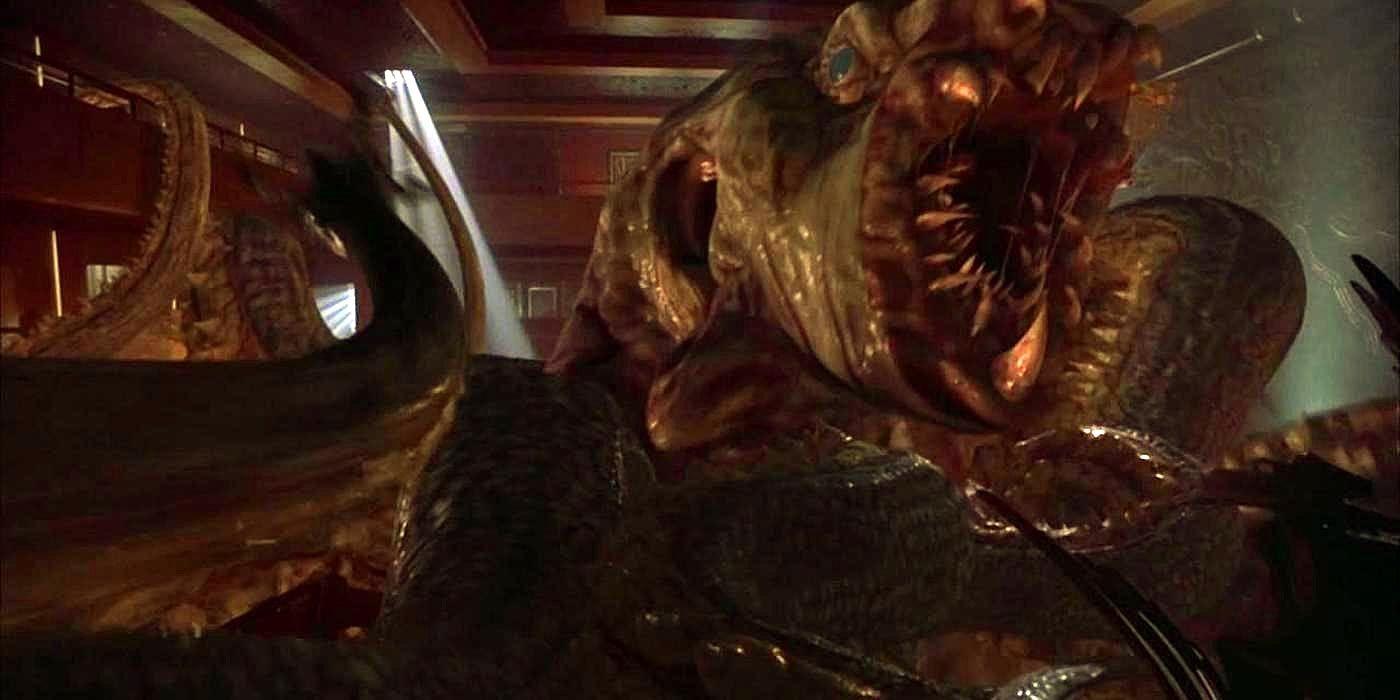 Forget Underwater, Deep Rising Is the Genre's Best Horror Movie