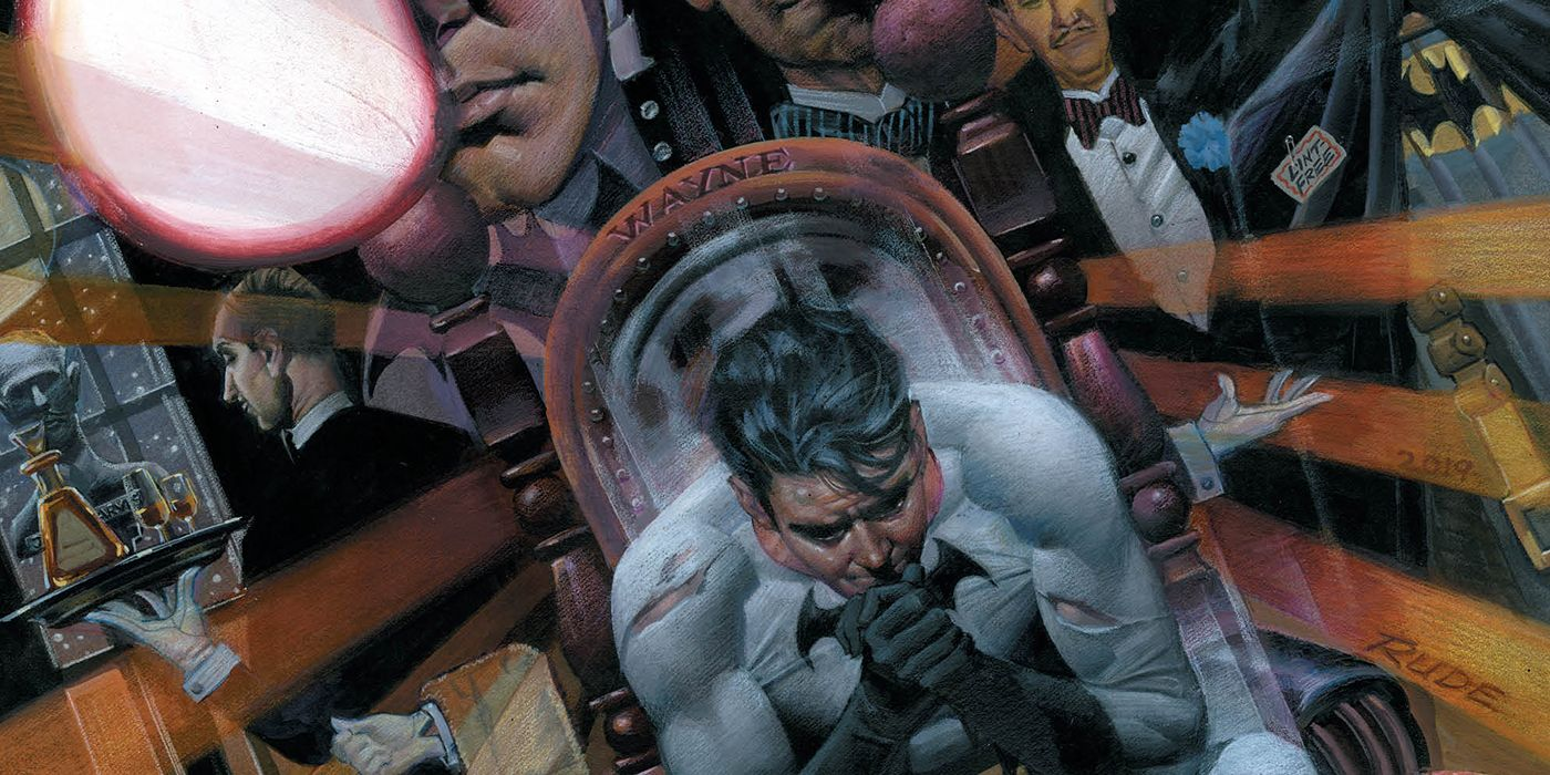 Detective Comics: Alfred Pennyworth Defeats the KGB Like a True Superspy