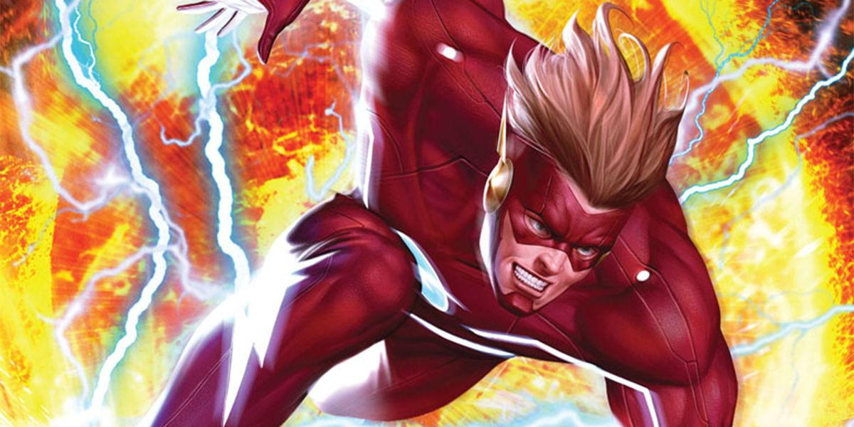 The Flash Just Outraced [SPOILER] - But That's Impossible! | CBR