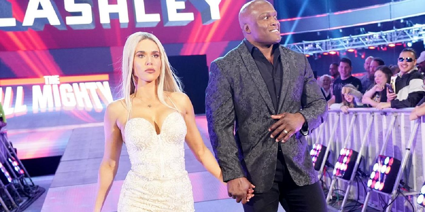 is bobby lashley married