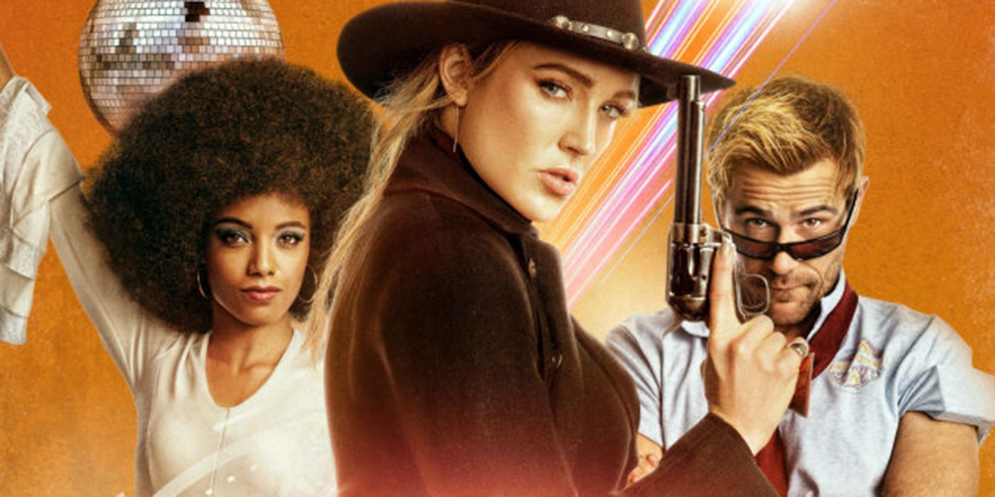 Legends of Tomorrow Debuts New Title Sequence | CBR
