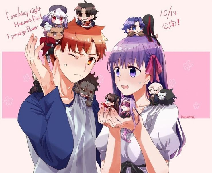 Fate 10 Pieces Of Sakura Fan Art You Have To See Cbr Ohh, i completely forgot about capt. fate 10 pieces of sakura fan art you