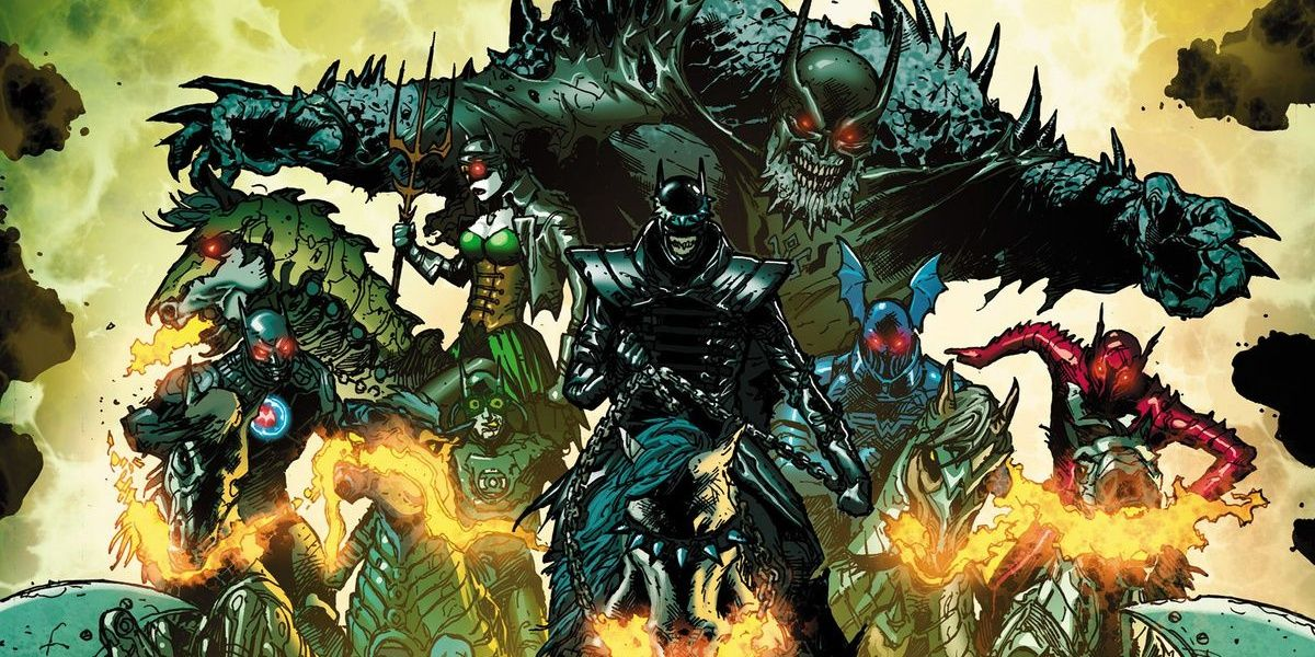 Capullo Debuts First Art for Mystery Dark Knights: Metal Sequel