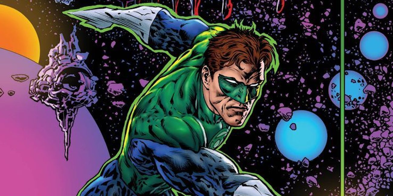 REVIEW: The Green Lantern Season 2 #1 Charts a Bold New Start