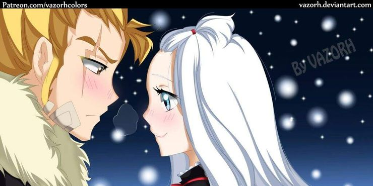 Fairy Tail 5 Ships Fans Were Happy To See Happen 5 They Wanted That Never Did The moment i started to ship mirajane and laxus. fairy tail 5 ships fans were happy to