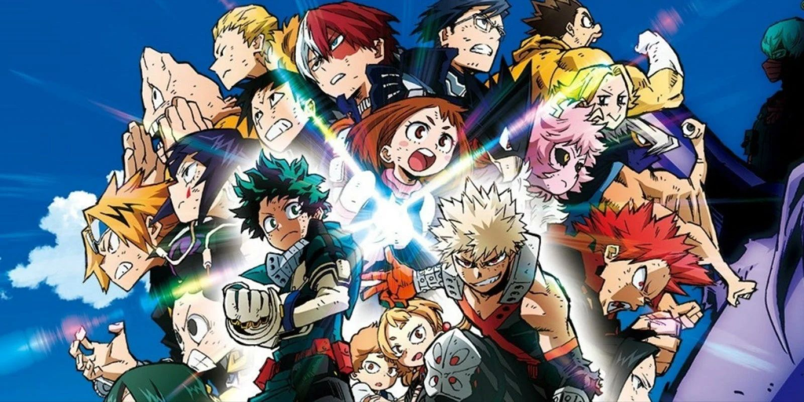 My Hero Academia Just Gave One For All to... [SPOILER]!? | CBR