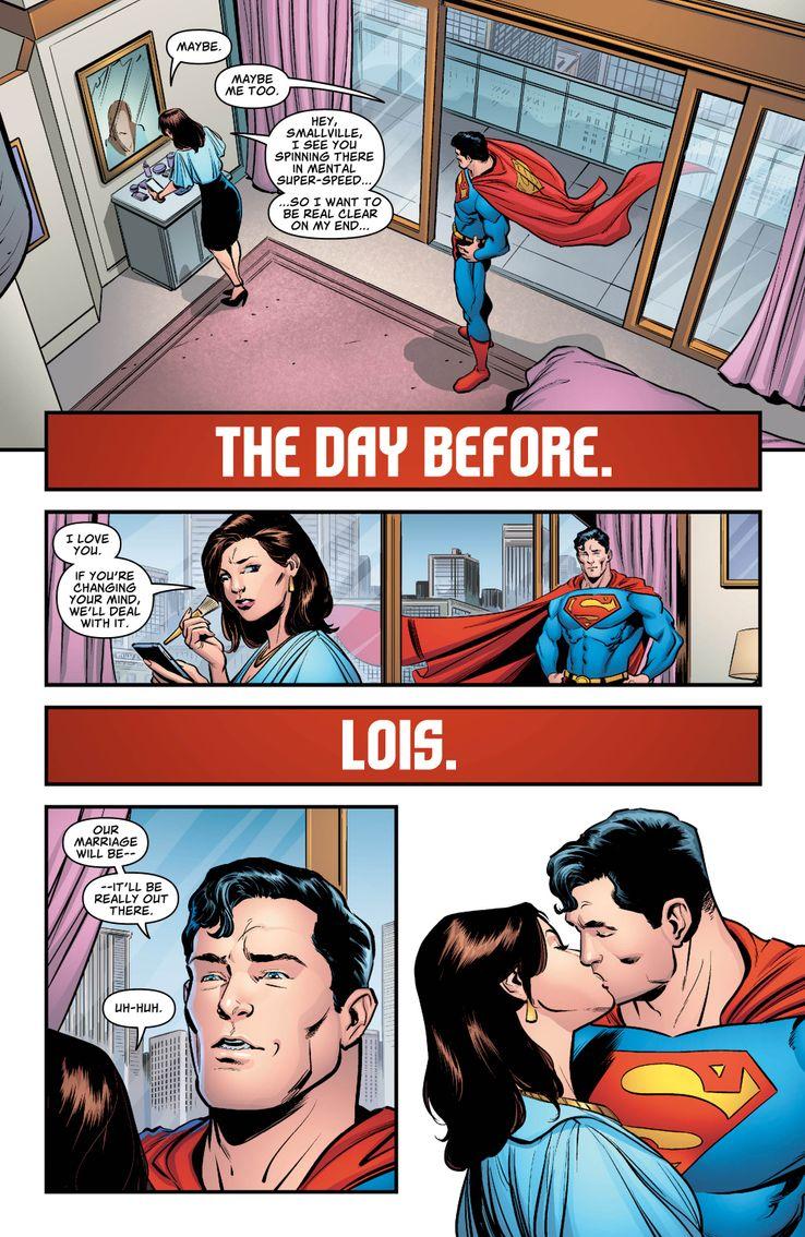DC Comics Superman Heroes Brian Micheal Bendis