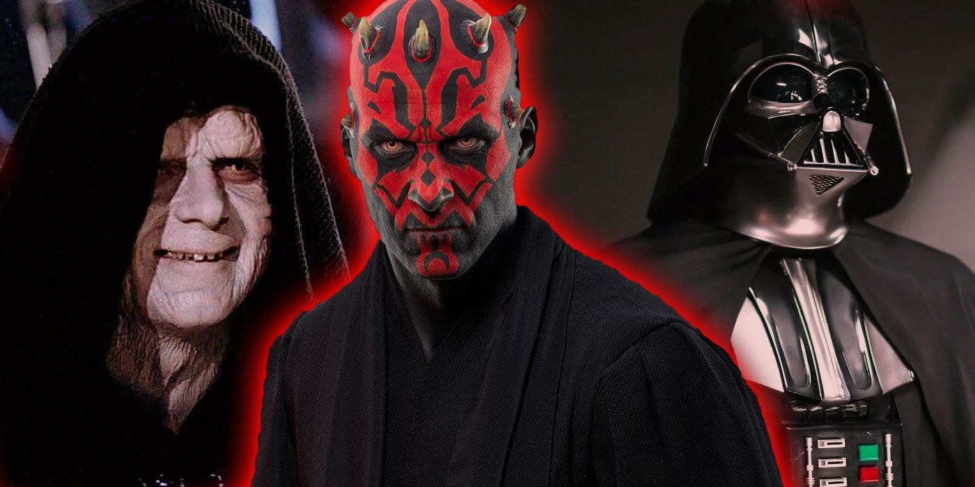 Star Wars: The Sith Rule of Two Makes No Sense | CBR