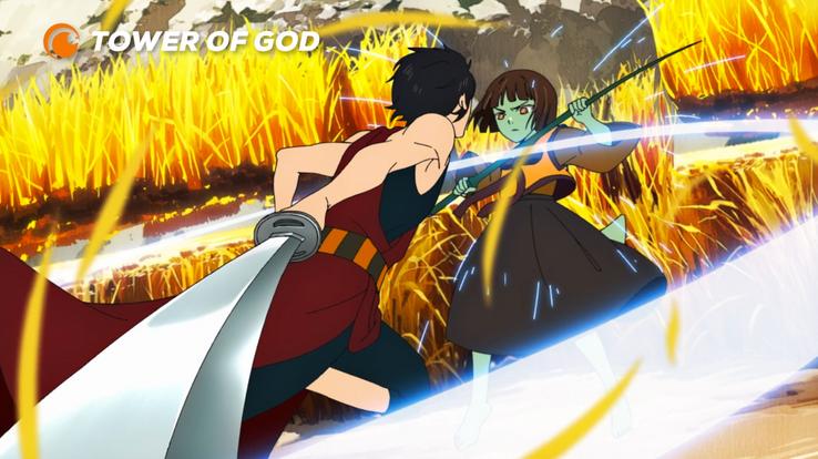 Resultado de imagen para tower of god anime