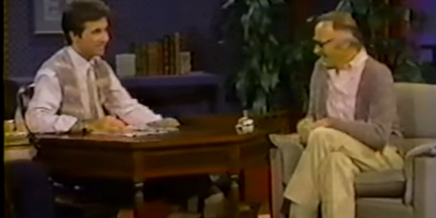 When Stan Lee Was Grilled Over Comics By...Alan Thicke
