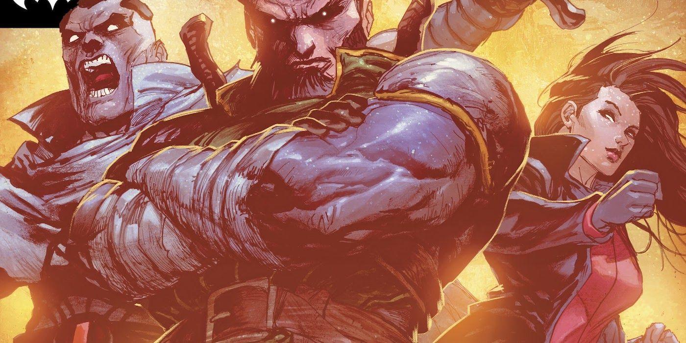 Black Lightning's Deadly Alliance May Doom the Outsiders | CBR