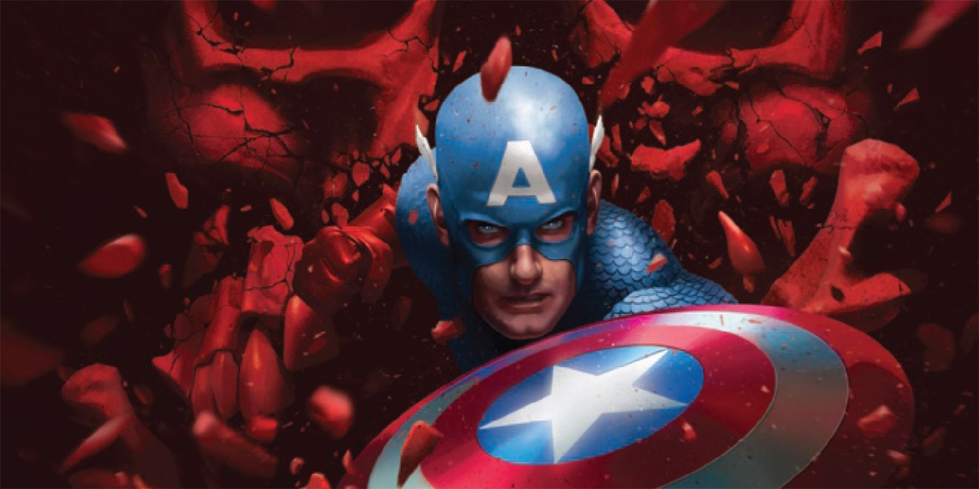 Captain America Comic Credits Stan Lee Instead of Joe Simon as Co-Creator