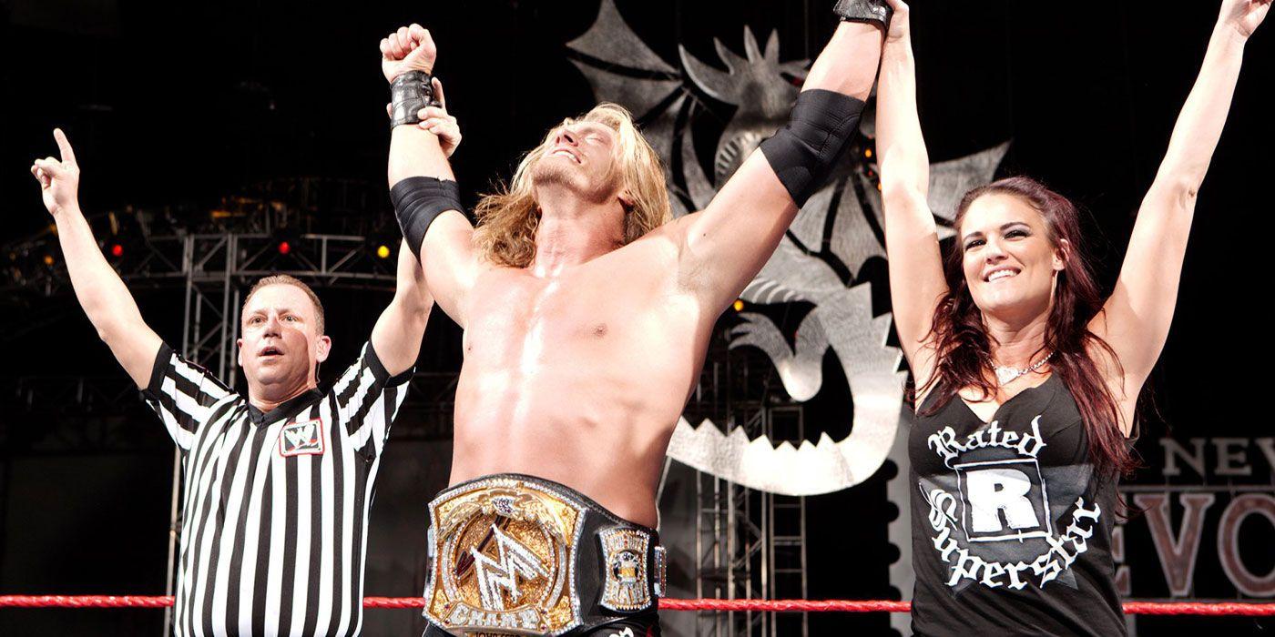 Wrestler edge