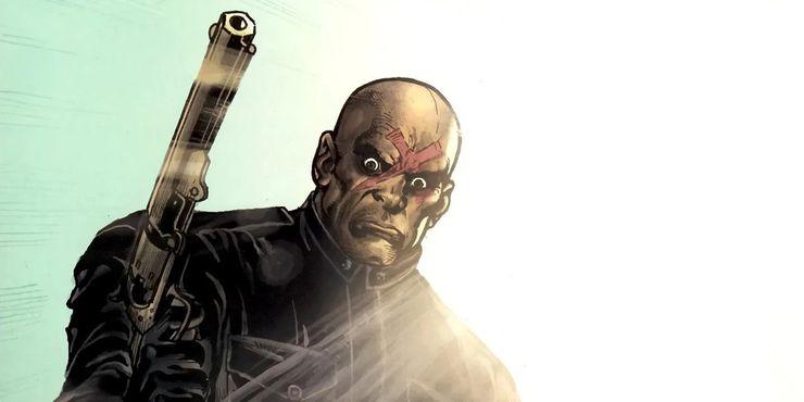 Black Lightning: Who Is Wayne Brady's Character, Gravedigger?