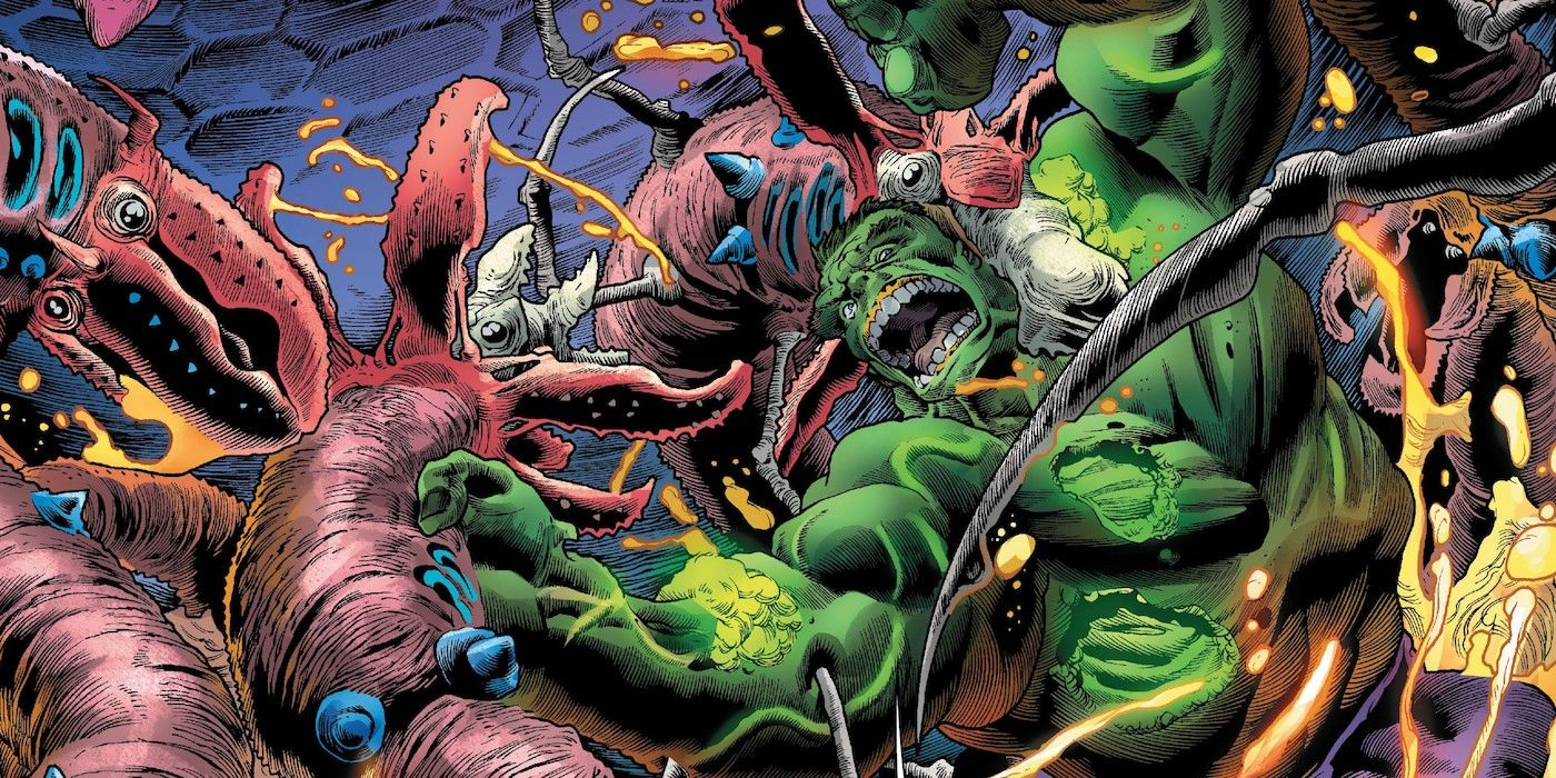 Marvel's Most Dangerous Hulk Is Rick Jones | CBR