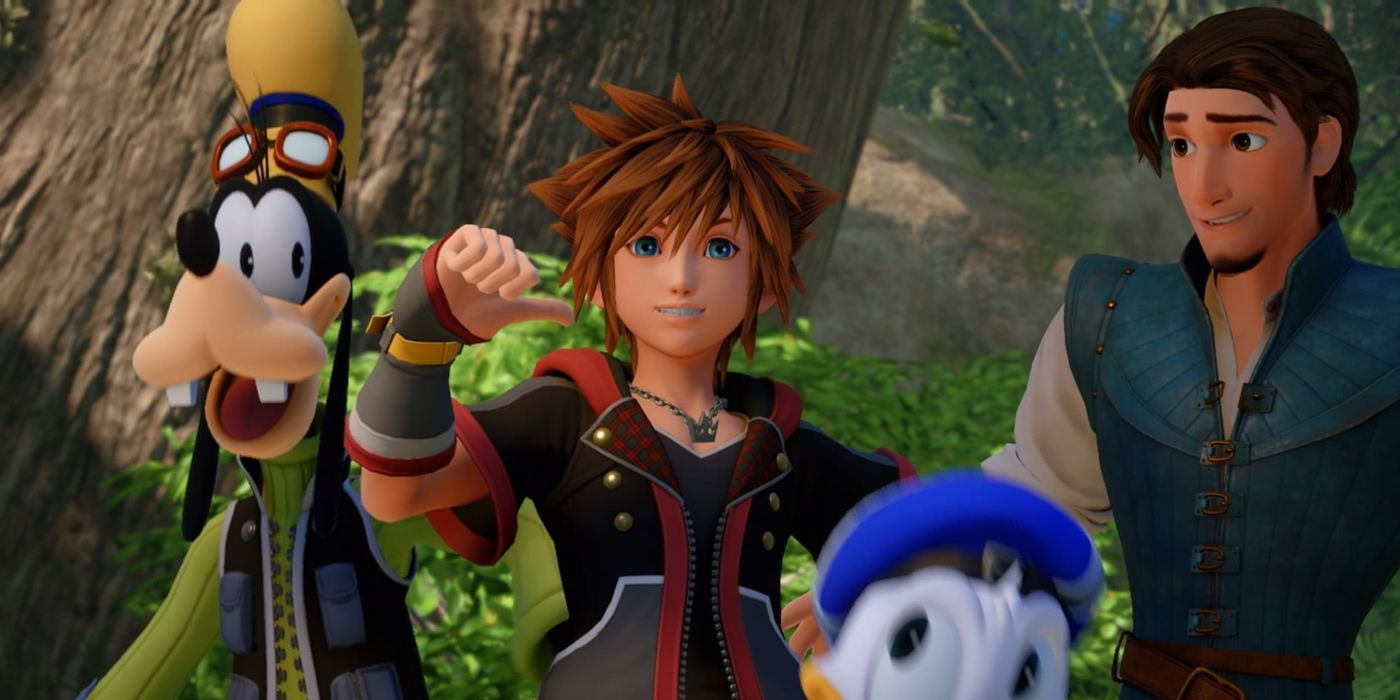 Kingdom Hearts All-in-One Package Combines 9 Games Into One Experience
